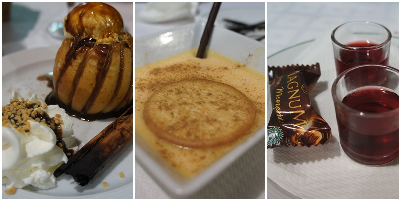 combine dessert