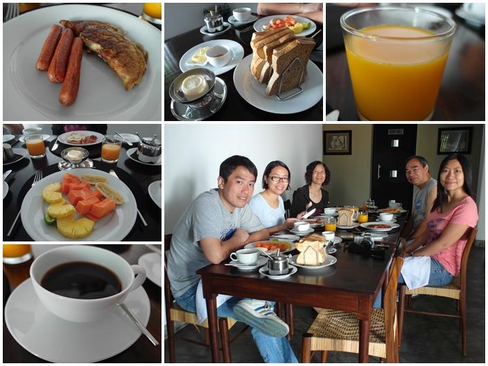 combine breakfast