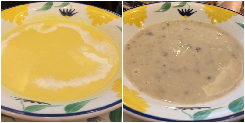 combine soup